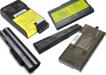 батареи ноутбуков