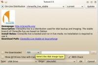 Чем сделать загрузочную флешку (LiveUSB) Linux-дистрибутивы из-под Linux Ubuntu?
